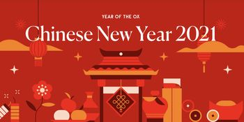 Chinese New Year 2021! Year of the Fox